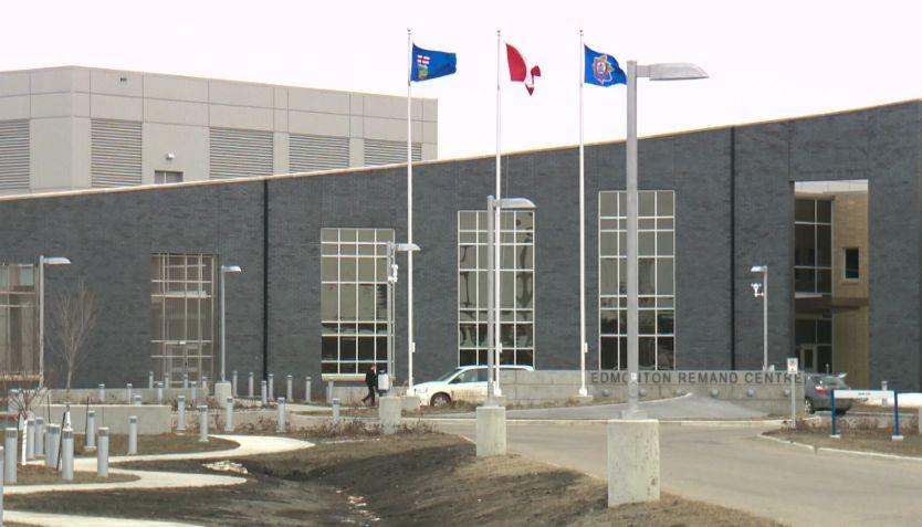 The Edmonton Remand Centre.