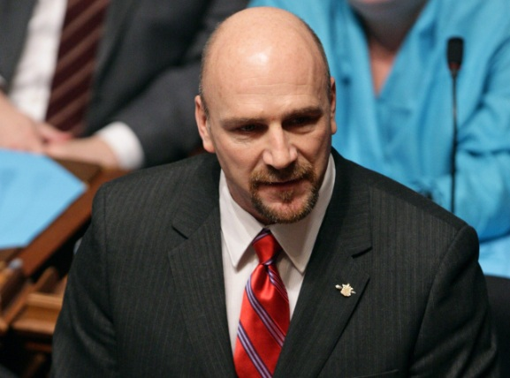Former B.C. mines minister Blair Lekstrom takes job with controversial coal firm - image