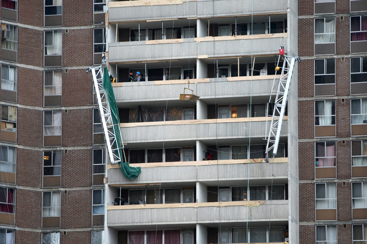 ontario scaffolding accident christmas eve
