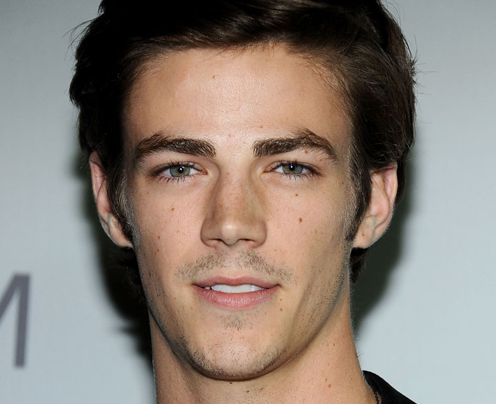Grant Gustin will play Barry Allen/The Flash.