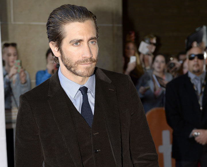 Jake Gyllenhaal, pictured at TIFF in 2014.