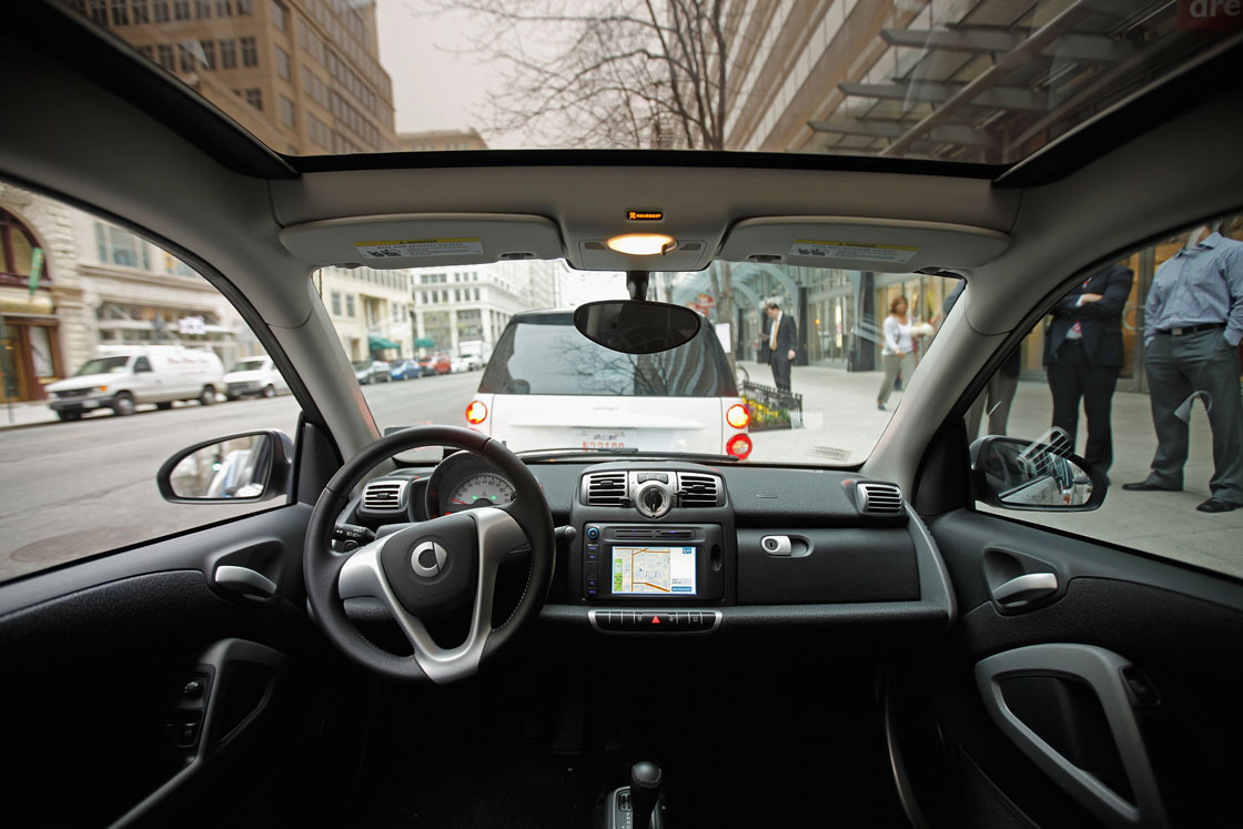 Rogers is the first Canadian carrier to announce in-car wifi access for smartphones and other connected devices.
