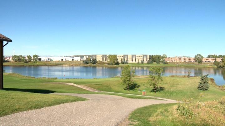 McCall Lake Golf Course.