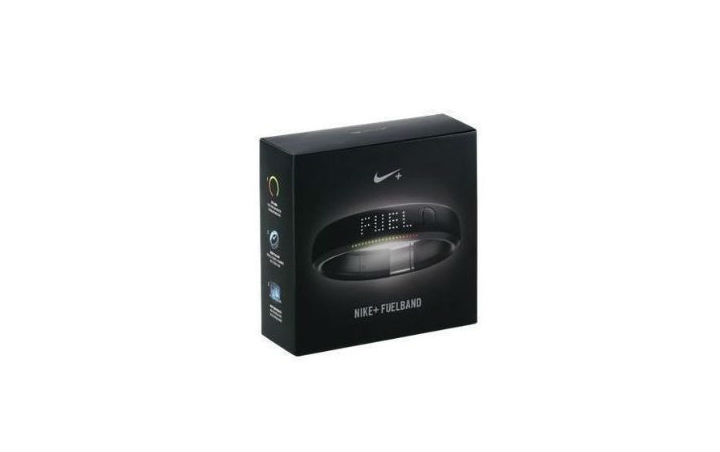 Stay on track of your fitness with the Nike Fuelband. $149.00 at Nike stores across Canada.