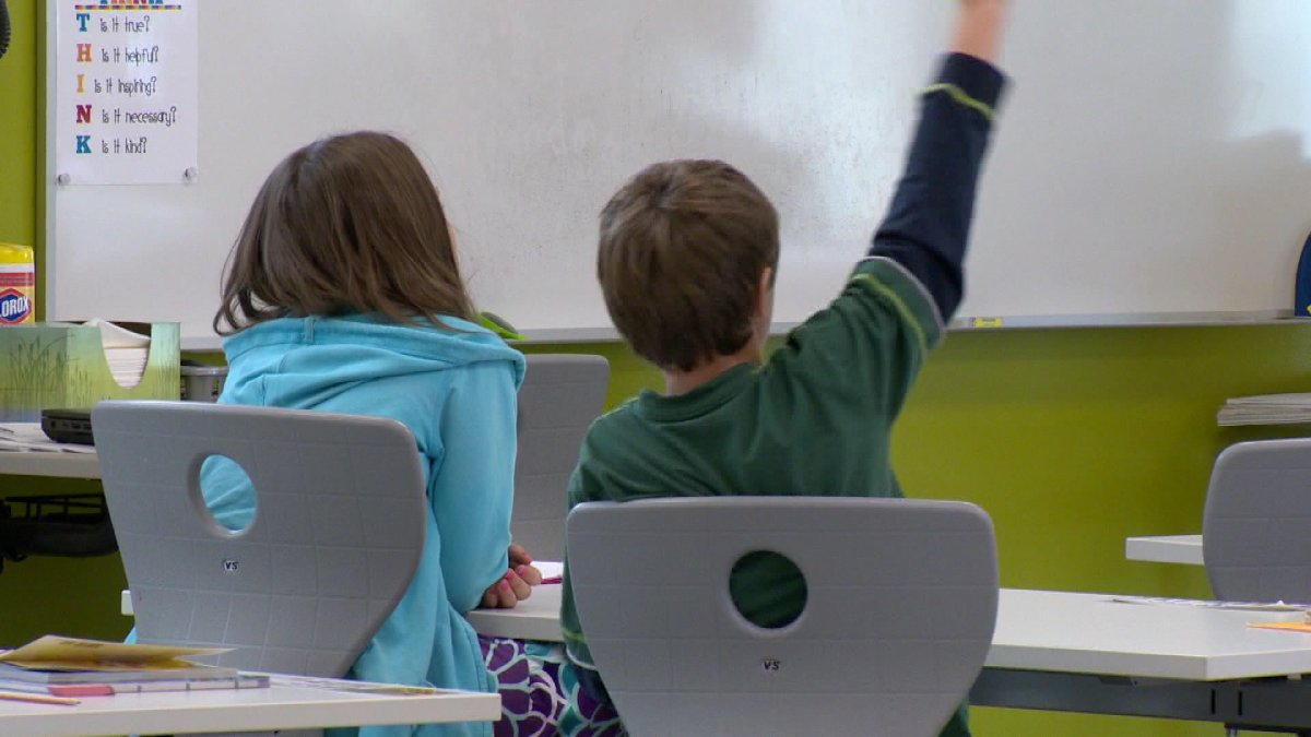 """Some Regina parents worry the """"innovative"""" teaching method at Douglas Park School is not helping students."""