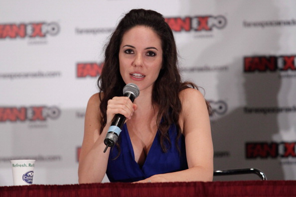 Anna Silk attends the 18th Annual Fan Expo Canada  at Metro Toronto Convention Centre on August 25, 2012 in Toronto, Canada.