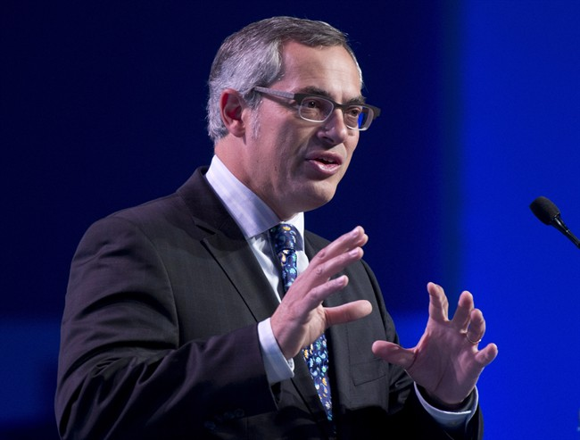 Treasury Board President Tony Clement is spearheading the federal government's open data initiative.