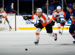 Continue reading: Is Claude Giroux's spot in Sochi in jeopardy?