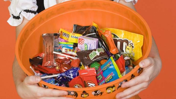 For nutrition label conscious parents and guardians, common ingredients in chocolate and candy like gum acacia and colouring may leave you pondering just what exactly your child is consuming as they indulge Halloween treats.