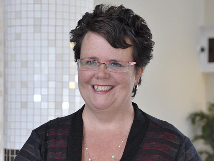 Joanne Bernard made headlines in September when she received homophobic hate mail.