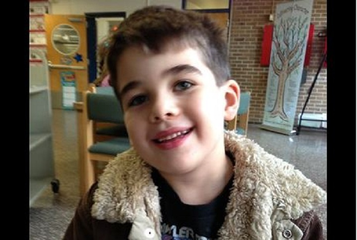 FILE - In this Nov. 13, 2012 file photo provided by the family via The Washington Post shows Noah Pozner. The six-year-old was one of the victims in the Sandy Hook elementary school shooting in Newtown, Conn. on Dec. 14, 2012. A New York City woman who posed Pozner's aunt and solicited money was sentenced on Tuesday, Oct. 15, 2013 to eight months in prison.