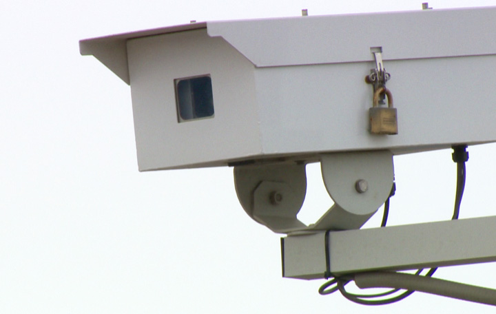 Overnight traffic restrictions needed for red light camera replacement at two intersections in Saskatoon.