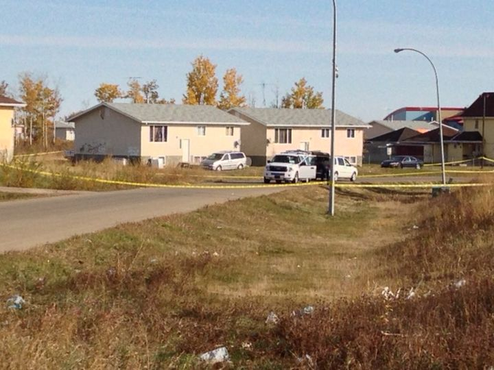 RCMP in Hobbema investigate the death of a 15-year-old boy Saturday, October 12, 2013.