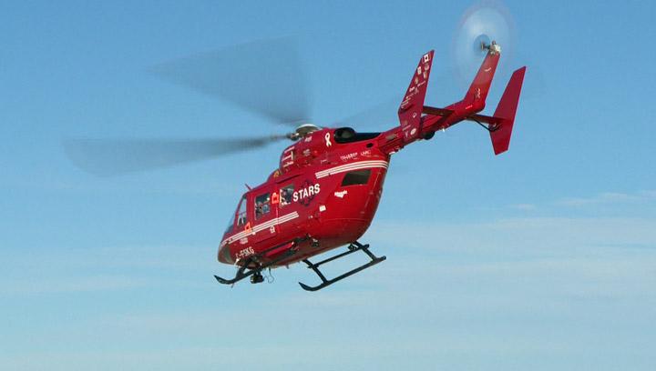 FILE: STARS air ambulance