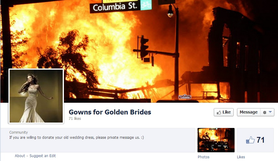 Surrey woman reaches out to help brides affected by New Westminster fire - image