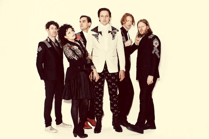 Arcade Fire.