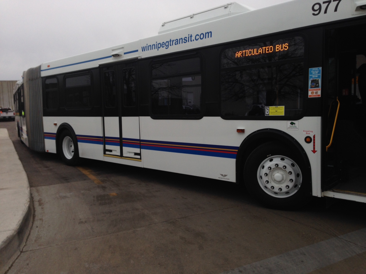 No singing zone: Winnipeg city council has passed a bylaw that bans singing in buses.
