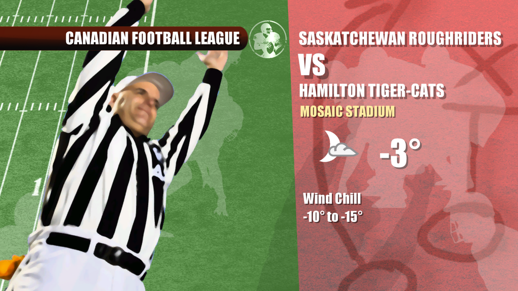 Grey Cup 2013 Weather Forecast for kickoff on Sunday, November 24, 2013.