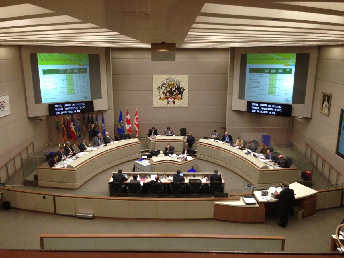 Calgary city council