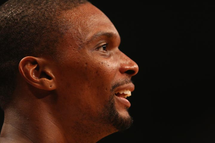 Former Raptor Chris Bosh has been forced to retire due to issues with blood clots.
