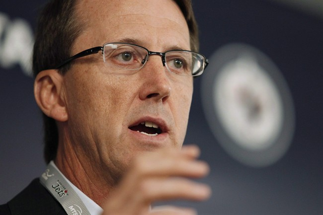 Mark Chipman, owner of the Winnipeg Jets, says the team will be a top contender to take top spot in the NHL's one-time-only North Division.