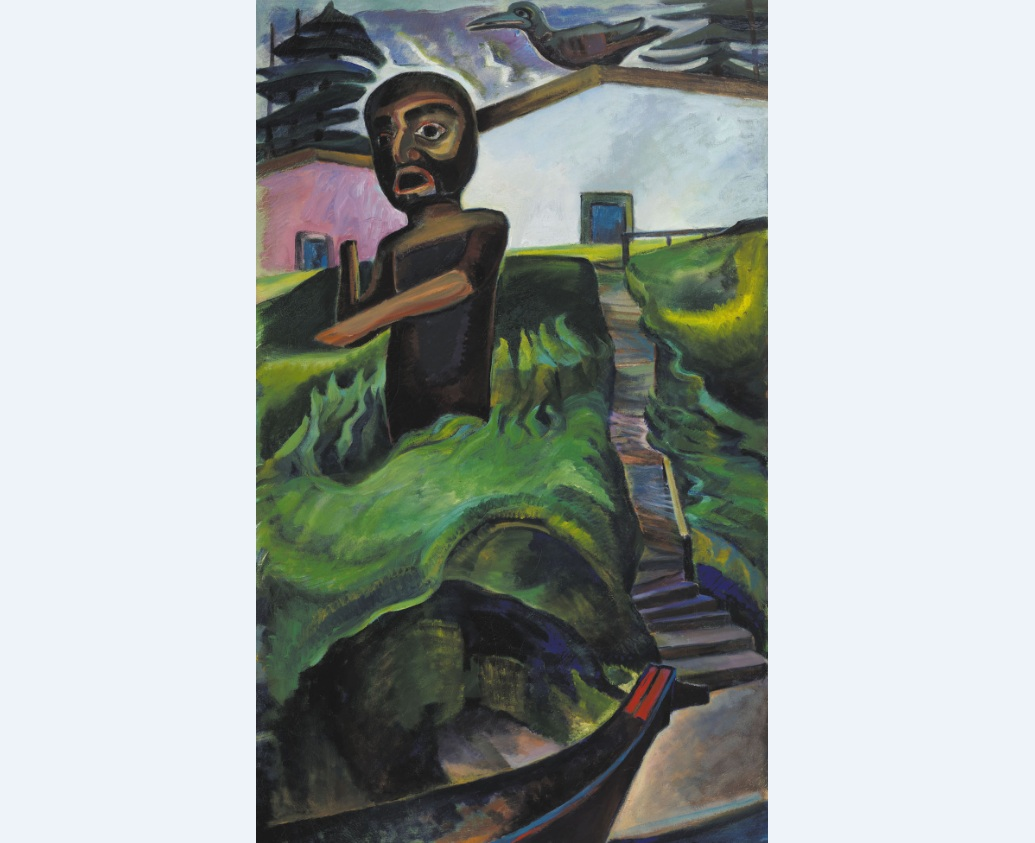 Emily Carr painting sold for record 3.4 million dollars - image