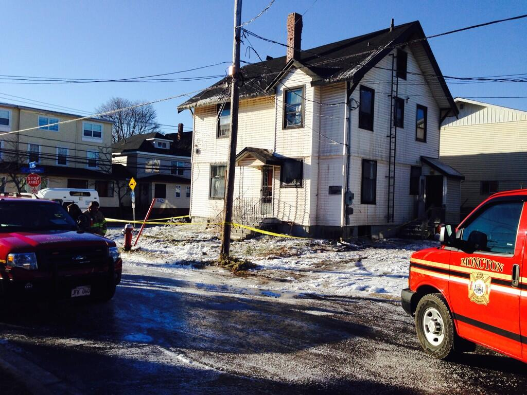 A fire in a vacant house in Moncton claimed the life of a man in November 2013.