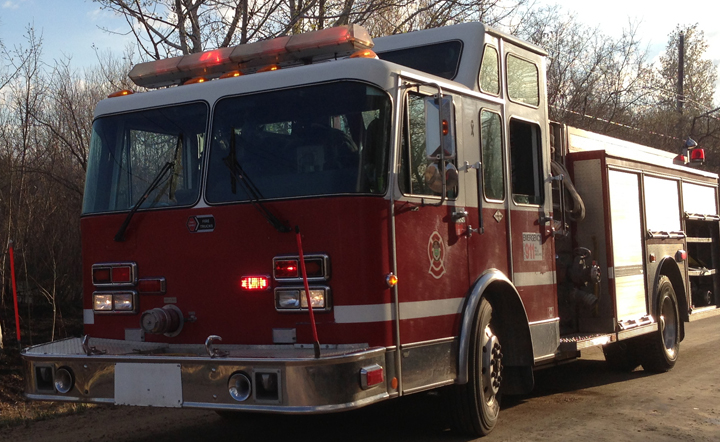 Fire officials said a fire in a downtown hotel was caused by careless smoking.