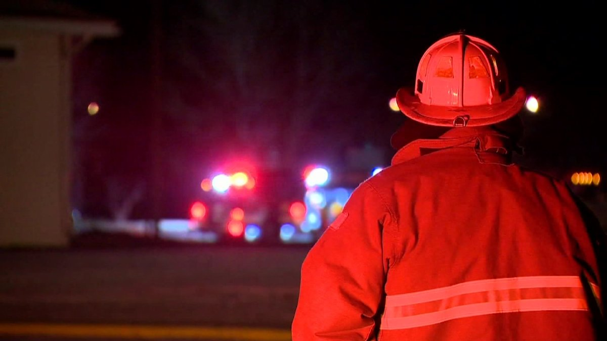 A Calgary fire is being investigated as a possible arson.