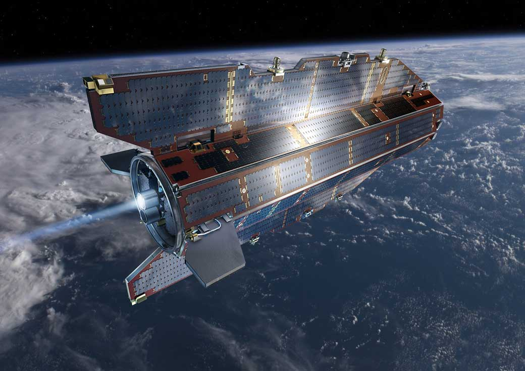 The European Space Agency's GOCE satellite will crash to Earth on Sunday.
