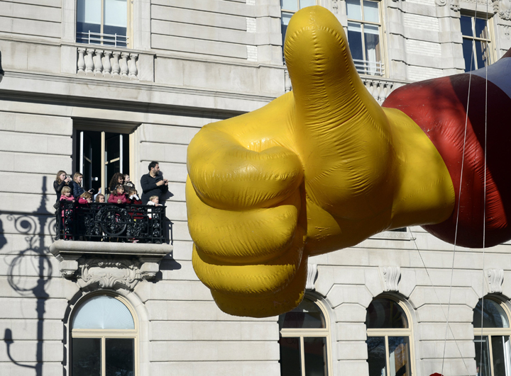 9 iconic balloons from the 2013 Macy's Thanksgiving Day ...
