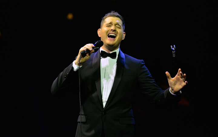 Michael Bublé, pictured in September 2013.