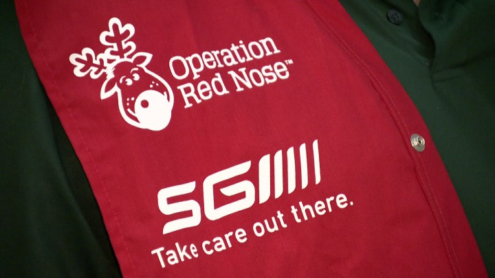 Operation Red Nose's ninth campaign in Saskatchewan helped 1,308 motorists get home safe around the holidays.