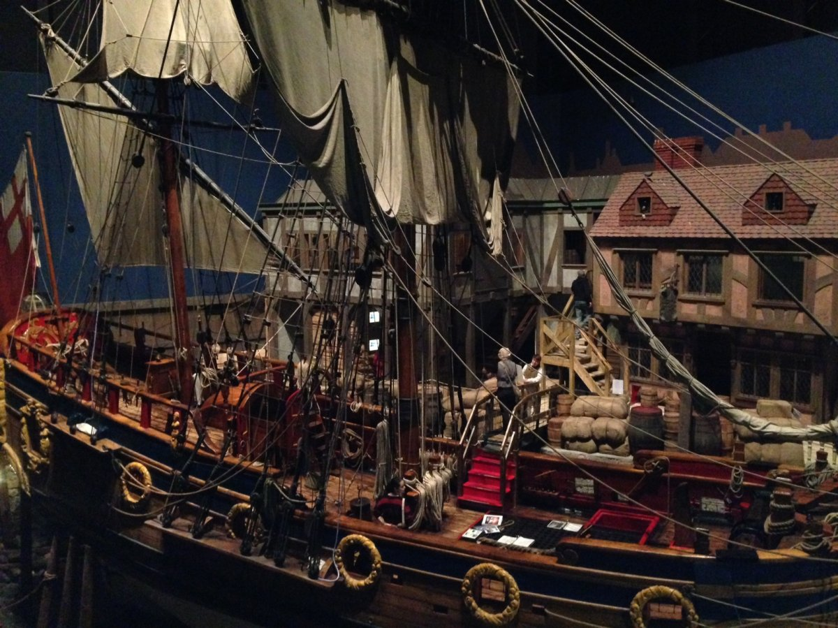 The Nonsuch celebrates 40 years at the Manitoba Museum