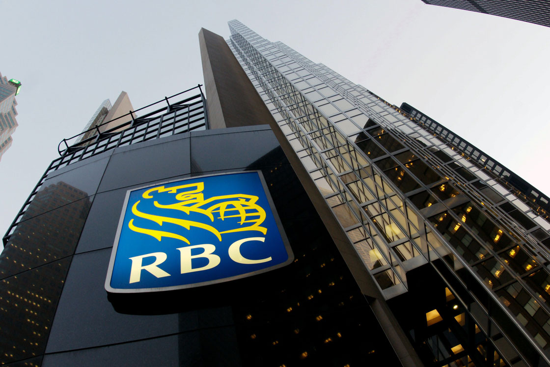 Royal Bank of Canada has about a quarter of its Canadian loans held in Alberta.