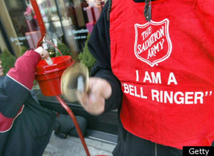 This year's campaign follows a successful trend for the Salvation Army which also surpassed 2017's target goal.
