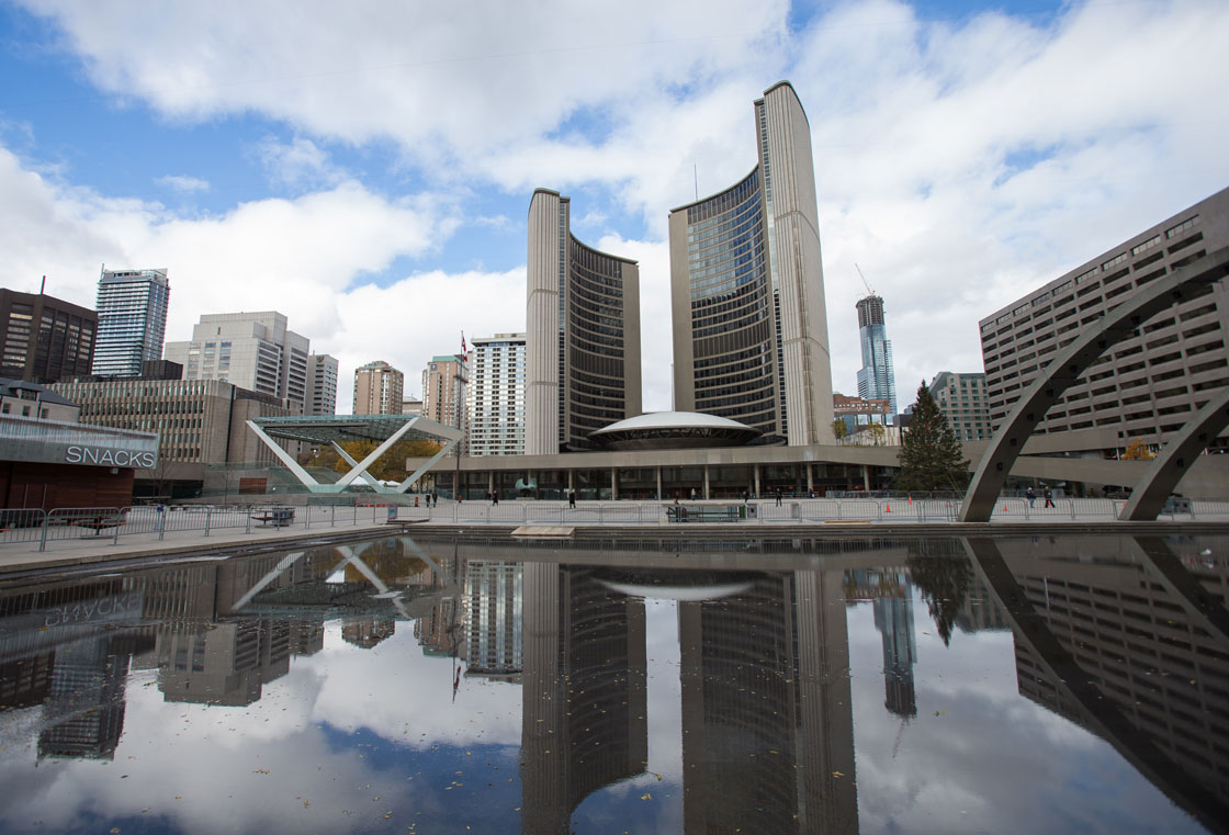 Advance voting for Toronto's municipal election begins Oct. 14 - image