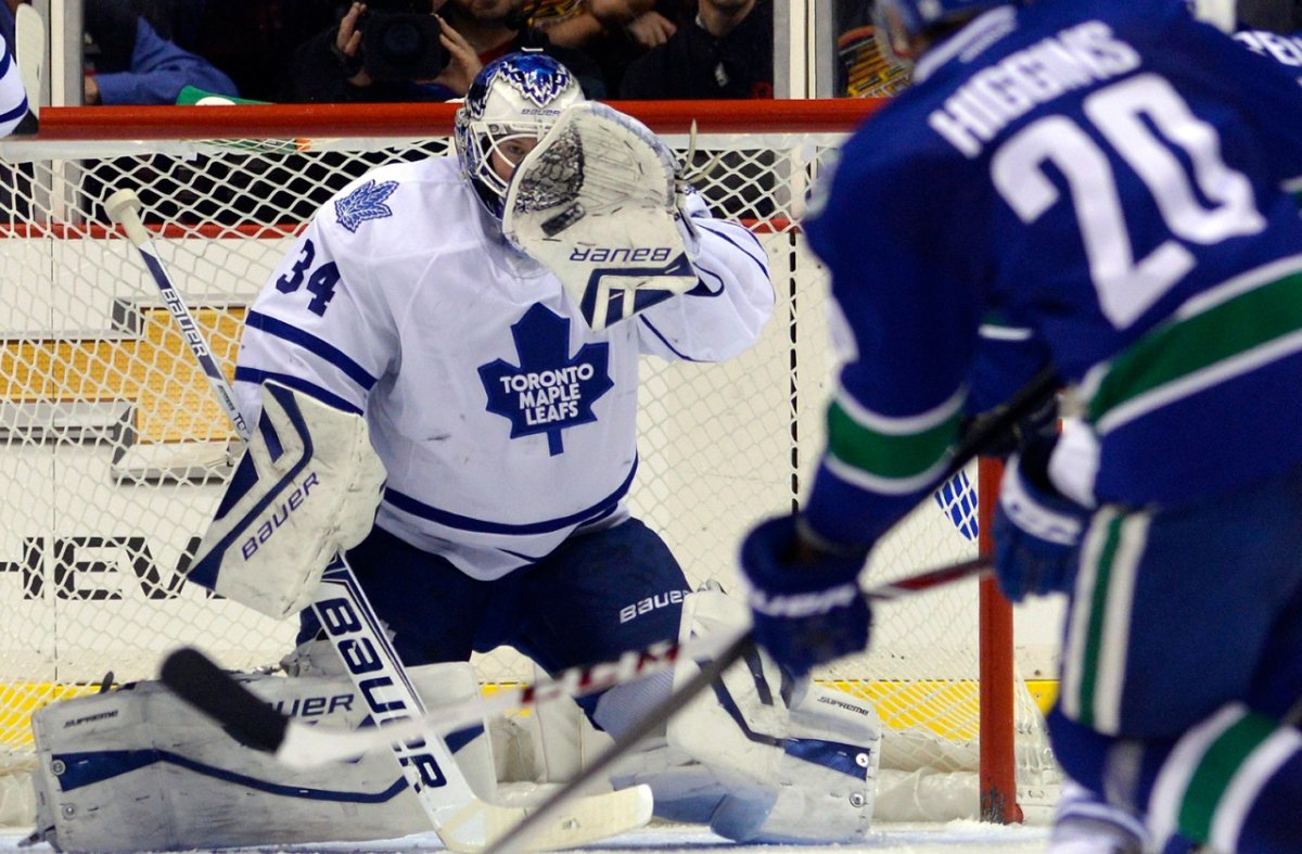 Leafs give up 47 shots in 4-0 loss to Canucks - image