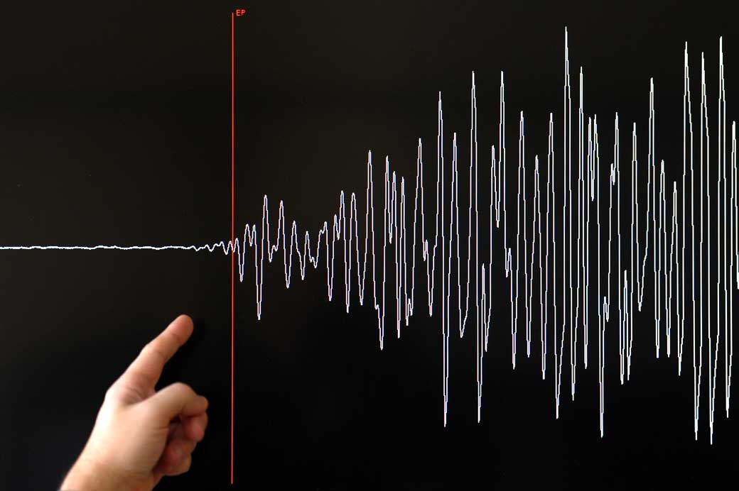 Is Twitter an Earthquake Detector? - image