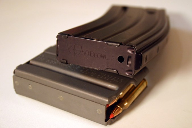 RCMP says magazine loophole was intended; law's author disagrees - image