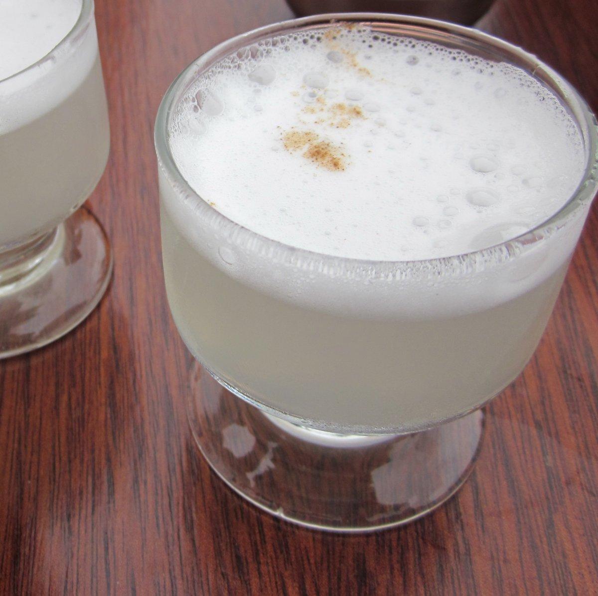 Alcoholic sweet drink