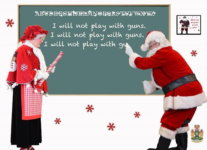 APD's 2013 Christmas greeting card.