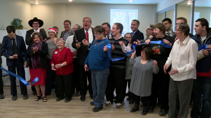 Cosmo Industries officially opens a space for participants with unique needs in Saskatoon.