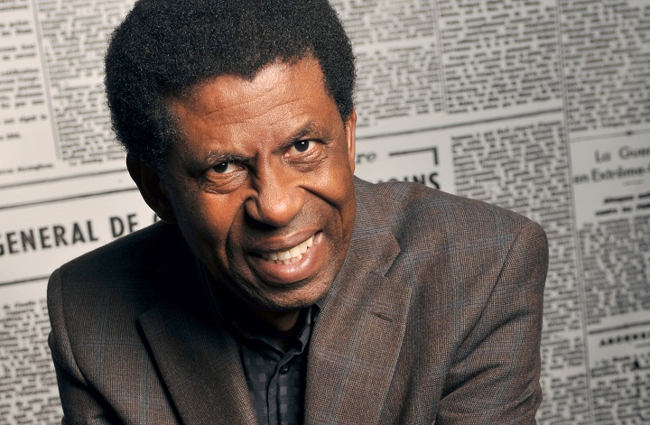 Quebec author Dany Laferrière was elected to the Académie Francaise on December 12, 2013.