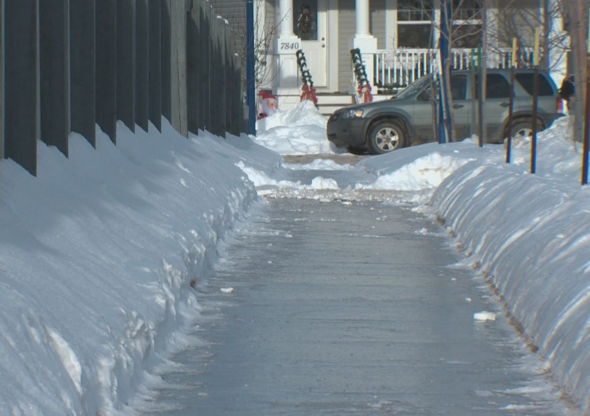 Claiming against the city for slip and fall accidents on icy sidewalks - image