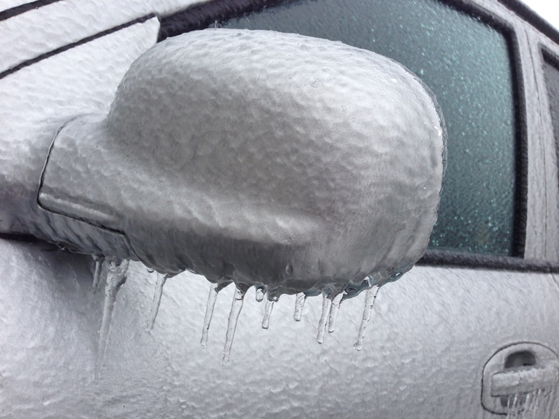Officials say poor winter driving conditions are expected.