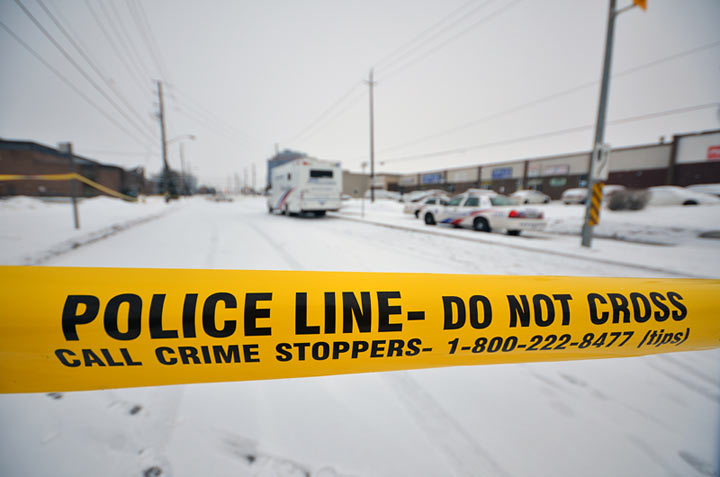 Canada's 2012 homicide rate at lowest level in nearly 50 years: StatsCan