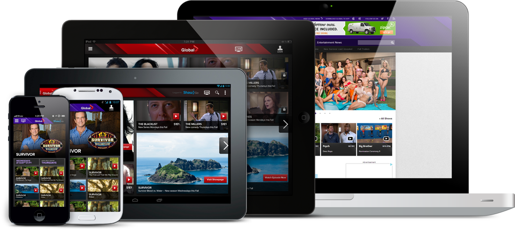 The Global Go news app is available for iOS, Android and Windows 8.