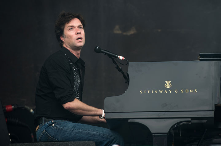 Rufus Wainwright, pictured in June 2013.
