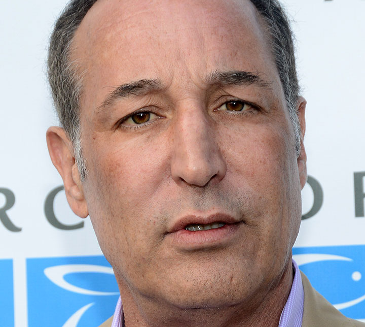 Sam Simon, co-creator of 'The Simpsons,' pictured in June 2013.